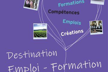 Destination Emploi-Formation 1,2,3 & 4 Mars au Capitole de Chalôns-en-Champagne